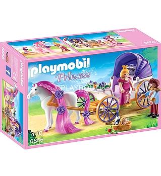 caleche royale playmobil 6856