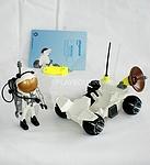 playmobil astronaute 6460