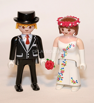 les maries playmobil