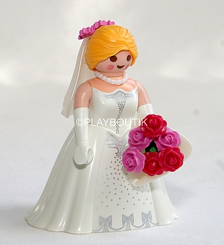 mariee playmobil voile