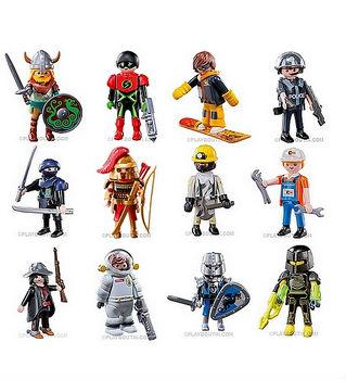 playmobil figure 5460 serie 5 complete
