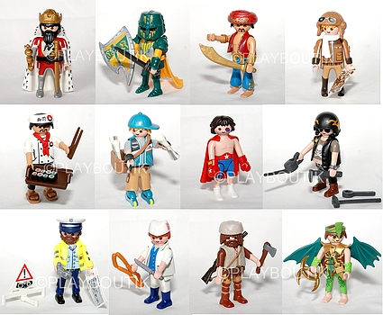 playmobil figures 9332